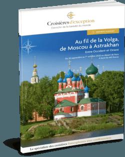 Au fil de la Volga, de Moscou à Astrakhan