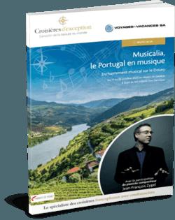 Le Portugal en musique (départ Genève)