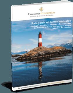 Patagonie et Terres australes 2020 (départ Bruxelles)