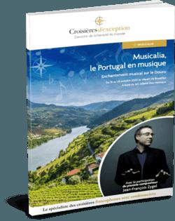 Le Portugal en musique (départ Bruxelles)