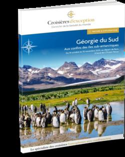 Géorgie du Sud, aux confins des îles sub-antarctiques