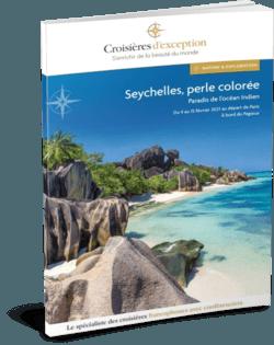 Seychelles, perle colorée
