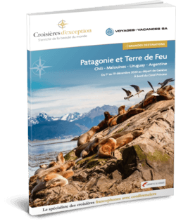 Patagonie et Terre de Feu (Départ Genève) Eclipse