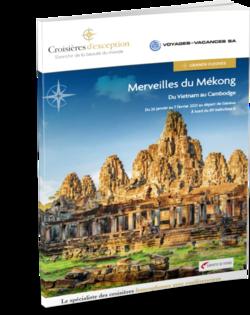 Merveilles du Mékong, du Vietnam au Cambodge, au départ de Genève