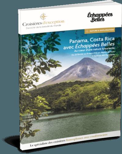 Panama, Costa Rica avec Échappées Belles