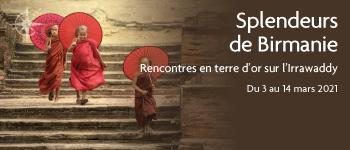 Embarquez pour une croisière en Birmanie au départ de Genève, avec Croisières d'exception, le spécialiste des croisières francophones haut de gamme