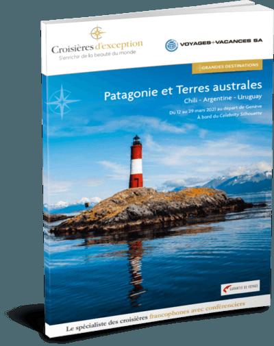 Patagonie et Terres australes, avec Yves Coppens (départ Genève)