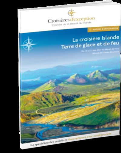 La croisière Islande, terre de glace et de feu