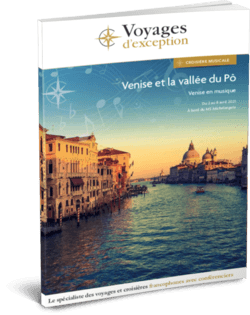 Musicale, Venise et la vallée du Pô