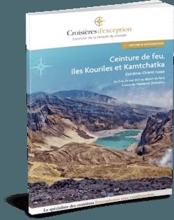 Ceinture de feu, îles Kouriles et Kamtchatka