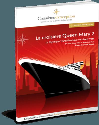 Brochure La croisière Queen Mary 2 - Report 3D