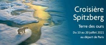 Voyages d'exception vous invite à un fabuleux voyage aux confins des trésors cachés du Spitzberg et de l'Arctique. Du 10 au 20 juillet 2021