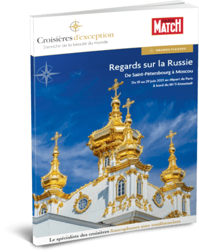 Regards sur la Russie, de Saint-Pétersbourg à Moscou avec Paris Match