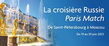 Voyages d'exception vous propose de découvrir la Russie en compagnie de Gilles Martin-Chauffier, rédacteur en chef de Paris Match