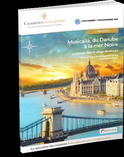 Danube musical au départ de Genève