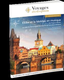 L'Elbe et le Moldau en musique : de Prague à Berlin