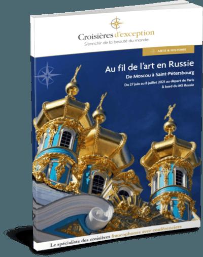 Au fil de l'art en Russie