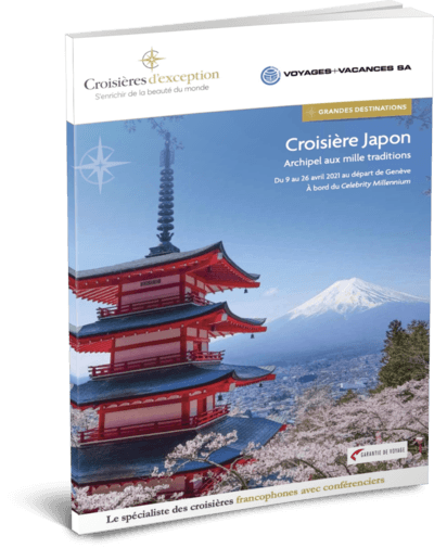 Japon, archipel aux milles traditions départ Genève