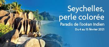 Embarquez pour la croisière Seychelles, perle colorée et découvrez le paradis de l'océan Indien