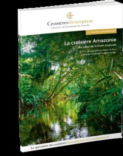 Amazonie, au cœur de la forêt tropicale au départ de Bruxelles