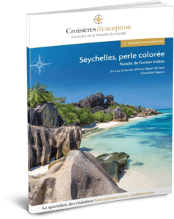 Seychelles, perle colorée au départ de Bruxelles