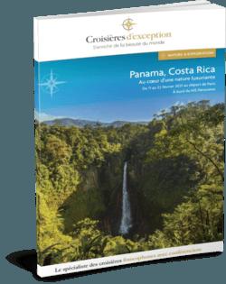 Panama, Costa Rica  au départ de Bruxelles