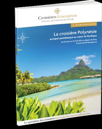 Polynésie, archipel paradisiaque au cœur du Pacifique au départ de Bruxelles