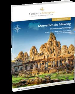Merveilles du Mékong, du Vietnam au Cambodge au départ de Bruxelles
