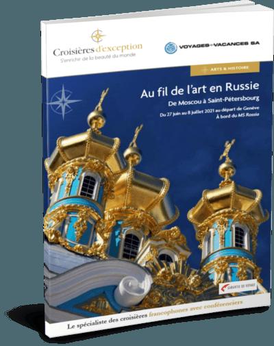 Au fil de l'art en Russie, au départ de Genève