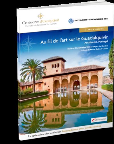 Au fil de l'art sur le Guadalquivir, au départ de Genève