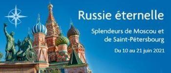 Voyages d'exception vous propose un superbe voyage à bord du M/S Rotropovitch. Vous découvrirez la Russie au fi l de la Volga et de la Neva