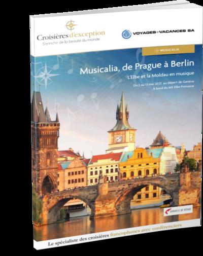 Musicale sur l'Elbe (départ Genève)