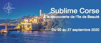 Croisières d'exception vous invite à découvrir la Corse pour une magnifique croisière à bord de La Belle des Océans, un navire de 64 cabines seulement