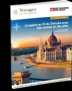Brochure Au fil du Danube avec Des Racines et des Ailes 3D