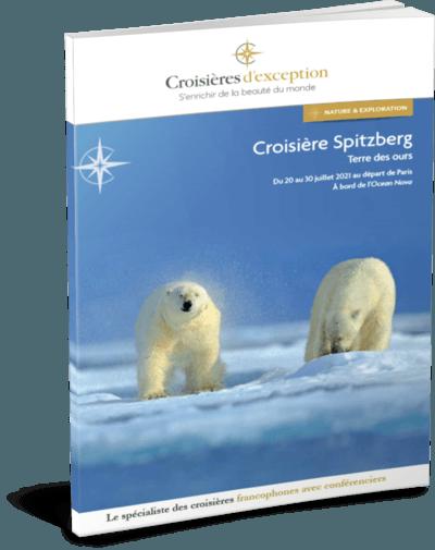 Spitzberg, Terre des ours