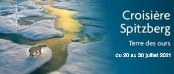 Voyages d'exception vous invite à un fabuleux voyage aux confins des trésors cachés du Spitzberg et de l'Arctique. Départ en juillet 2021