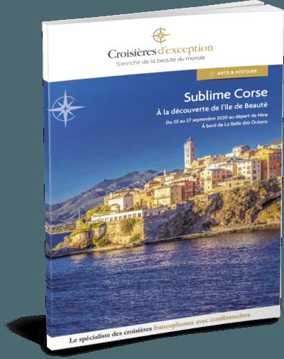 Sublime Corse, à la découverte de l'île de Beauté (Suisse)
