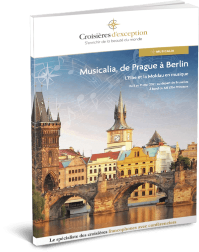 Musicalia Elbe départ Bruxelles