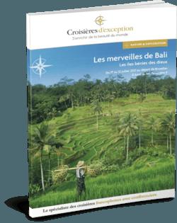 Les merveilles de Bali au départ de Bruxelles