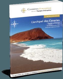 L'archipel des Canaries départ Bruxelles