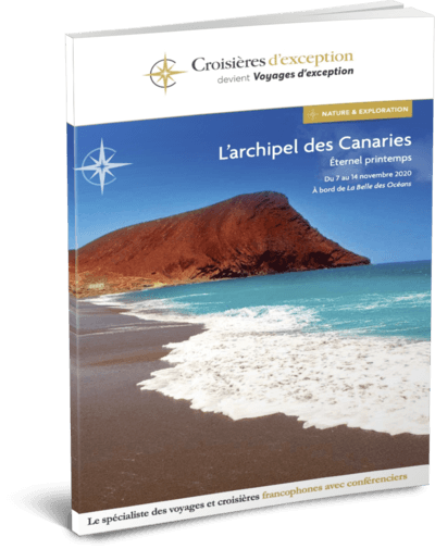 L'archipel des Canaries départ Genève