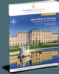 Merveilles du Danube départ Bruxelles