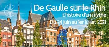 Croisières d'exception vous propose d'embarquer pour une passionnante croisière avec conférenciers. Départ Bruxelles juin 2021