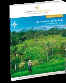Les merveilles de Bali au départ de Genève