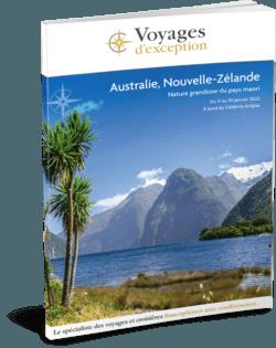Brochure Australie, Nouvelle-Zélande 3D