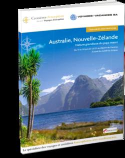 Australie, Nouvelle-Zélande au départ de Genève