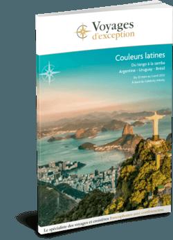 """Croisière """"Couleurs latines : Argentine-Uruguay-Brésil"""""""