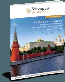 Russie en musique, de Saint-Pétersbourg à Moscou, sur les traces des grands compositeurs russes