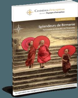 Splendeurs de Birmanie, rencontres en terre d'or sur l'Irrawaddy