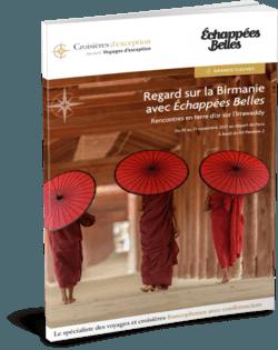 Regard sur la Birmanie avec Échappées Belles